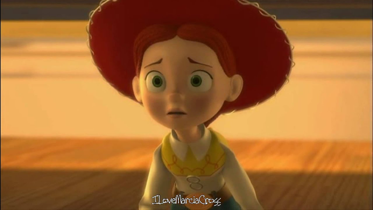 Toy Story 2 - Jessie's story HD - YouTube