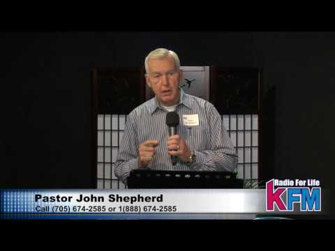 Pastor John Shepherd