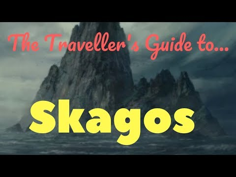 The Traveller's Guide To Skagos