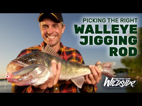 Picking The Right Walleye Jigging Rod