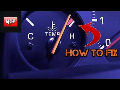 How To Fix A Overheating Car Engine