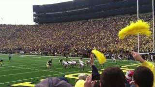 Michigan Stadium Noise