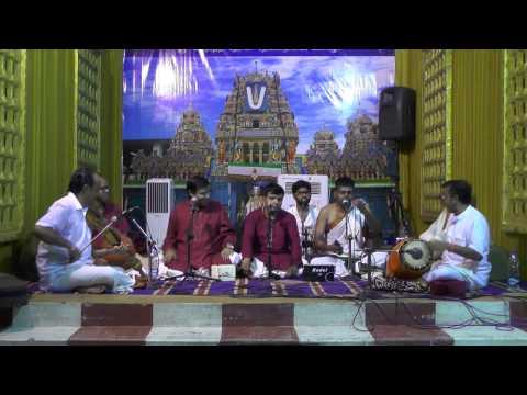 Hari Naama Sankeertana Kutchery | Carnatica Brothers | Shenkottai Hari Bagavathar