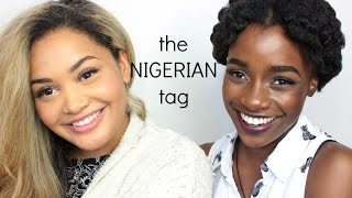 The Nigerian Tag