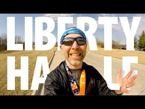 Liberty Half Gives Me The Runs - E177