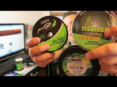 Talking Fishing Line : Cat Tip #1