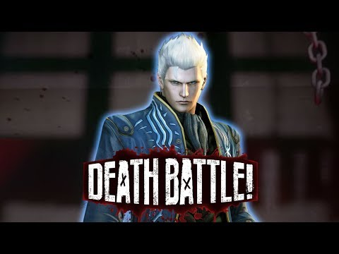 Vergil is Summoned into DEATH BATTLE