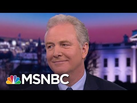 "Sen. Chris Van Hollen: President Donald Trump ""Acting Very Guilty"" 
