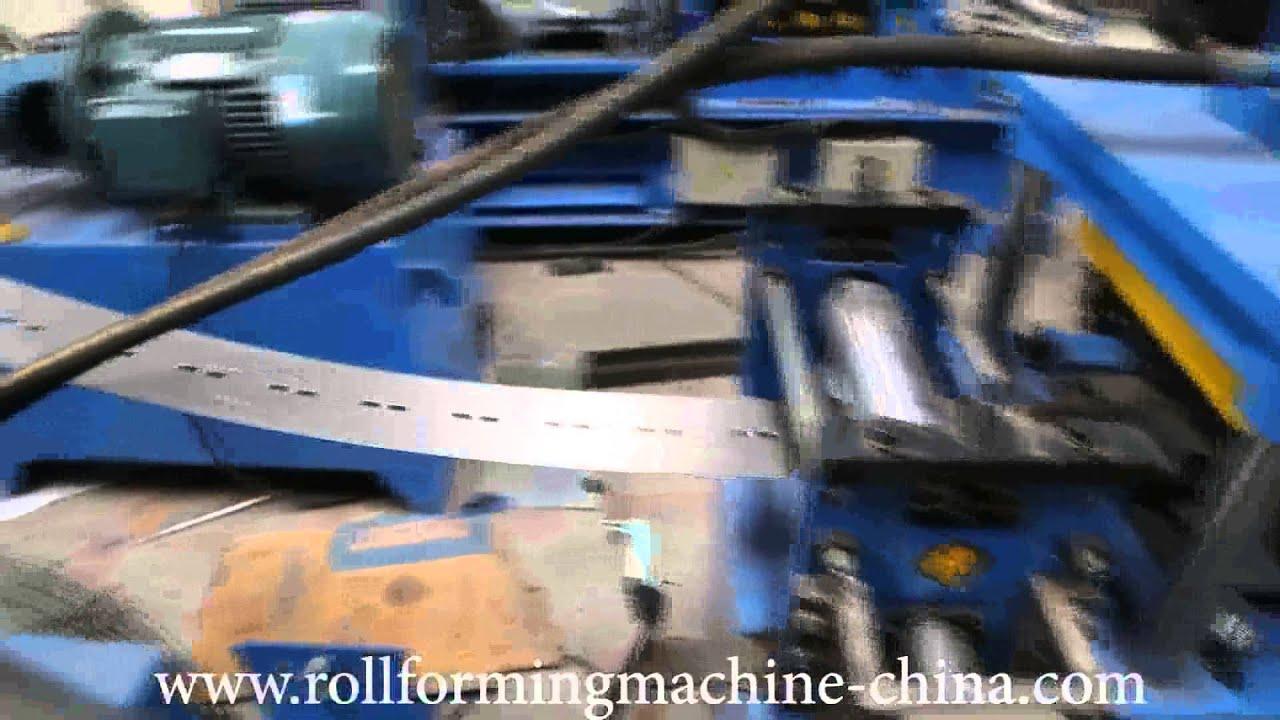 Unistrut Channel Forming Machine