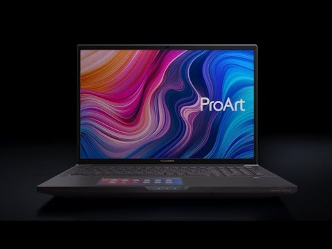 ProArt StudioBook Pro X - Create more with a secondary display | ASUS