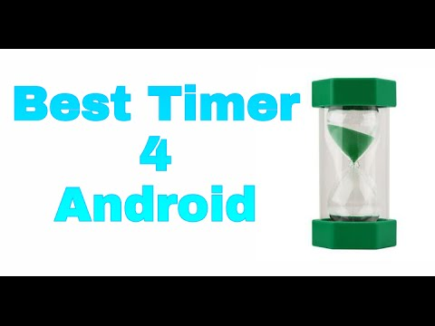 Top Timer App For Android!