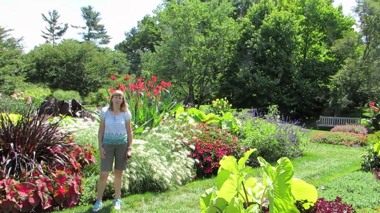 Bon Longwood Gardens Near Philadelphia