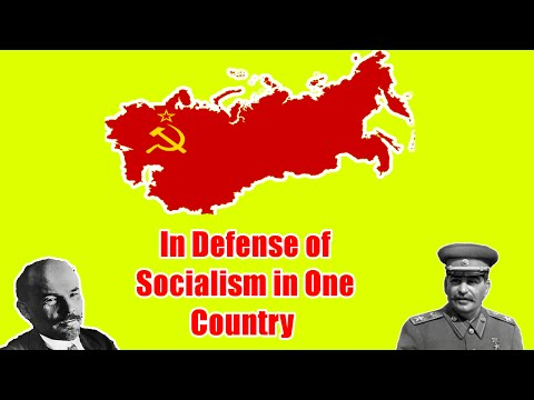 TheFinnishBolshevik- In Defense of Socialism in One Country