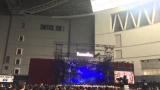 HAMMERFALL Intro Live at Loud Park 2015