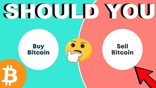 Bitcoin - Should You Buy Or Sell Bitcoin? | Bitcoin (BTC) Huge News!