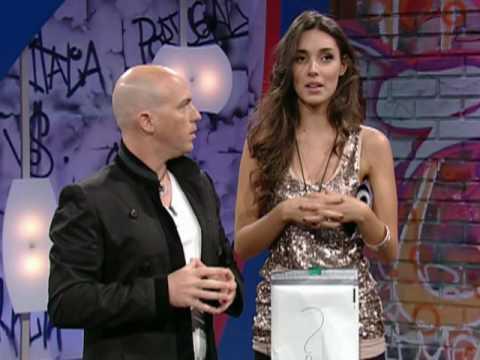 Alan Chamo sorprendió a Amelia Vega