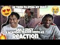 "LISA X CRAZY - ""X ACADEMY TEASER VIDEO #3"" - REACTION 