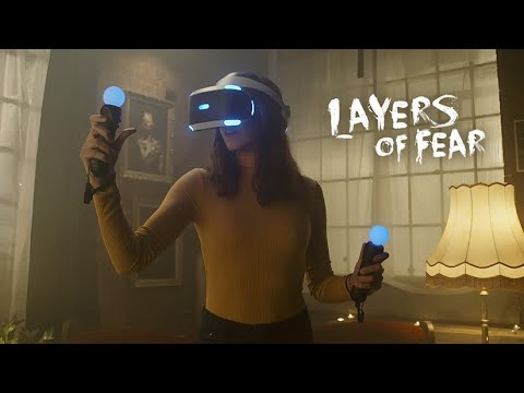 """Layers of Fear VR - Bande Annonce """"PSVR"""""""