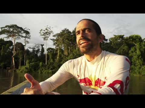 Salto de Orlando Duque en el Amazonas