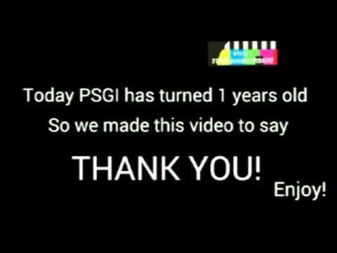 PSGI anniversary admin