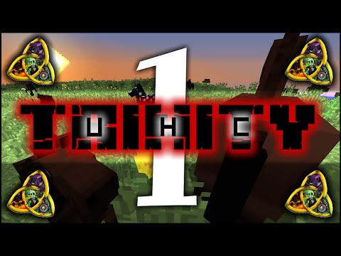 "Trinity UHC Survival : ""Minecraft's Most Difficult Challenge"" : Episode 1"