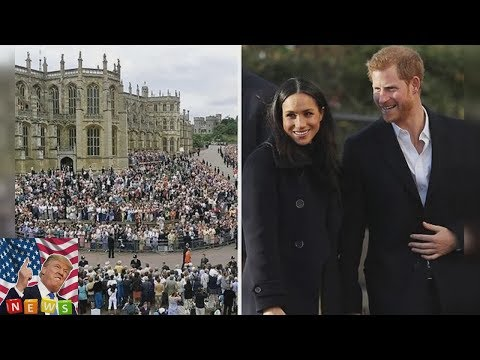 The seating plan at Harry and Meghans wedding  Prince Harry and Meghan Markle will marry at St Ge
