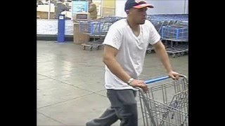 Walmart Laptop Theft
