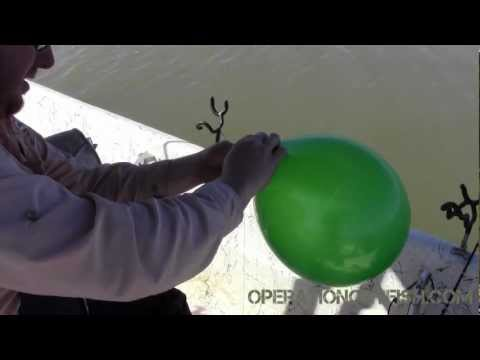 Operation Catfish How-To's: Balloon float rigging Part 1