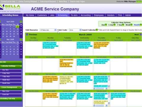 Landscape Field Service Software Field Service Software
