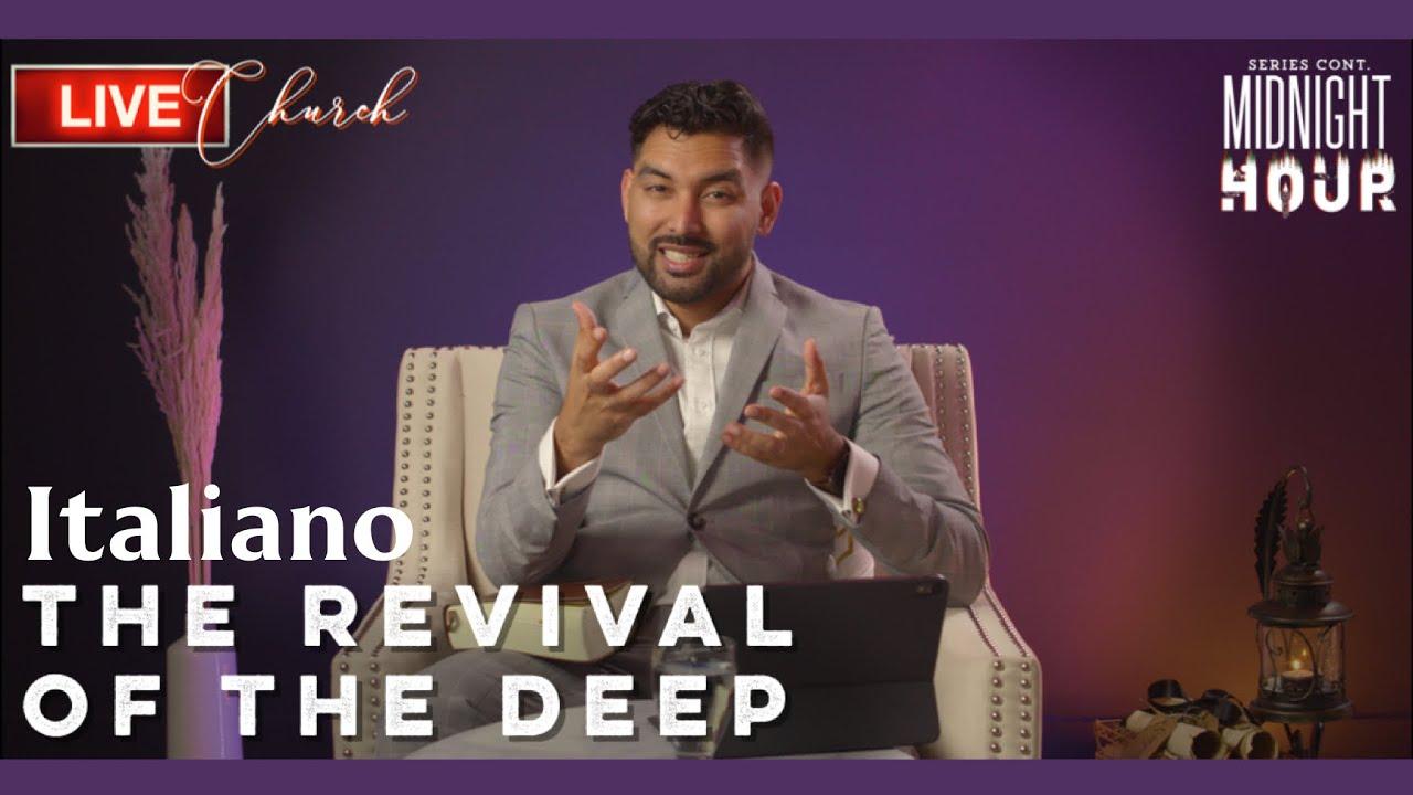 [Italian] The Revival of the Deep | Shyju Mathew