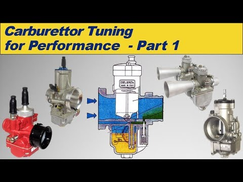 Carburetor Tuning For Performance - Part 1 - The Challenge