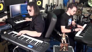 Classic Game Music : Tomb Raider Theme Duet