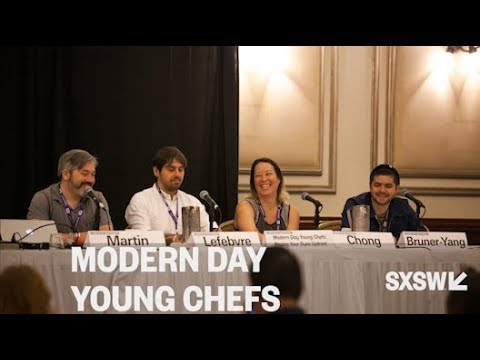 Modern-Day Young Chefs: Paying Your Dues Upfront | SXSW Convergence 2016