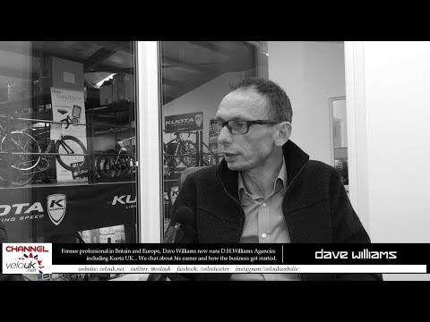 Feature Length Interview: Dave Williams (Kuota UK)