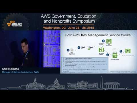 AWS Symposium - Washington, DC | Encryption Revolution: Protecting Your Data With KMS and CloudHSM