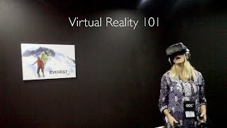 Virtual Reality + VR Head Mounted Displays (HMDs) Explained