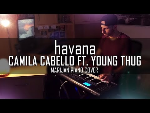 Camila Cabello ft. Young Thug - Havana | Piano Cover + Sheets