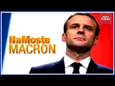 French Prez, Emmanuel Macron On Chemistry With PM Modi, Rafale Deal And More | Exclusive Interview
