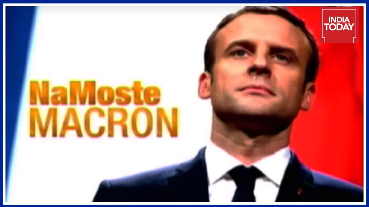 French Prez Emmanuel Macron On Chemistry With Pm Modi Rafale Deal And More Exclusive Interview Youtube