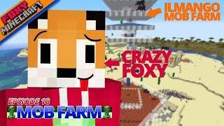Minecraft | MOB FARM | JAVA SMP [18]