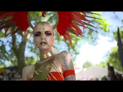 World Bodypainting Festival 2018 - Highlights Day 1 Mp3
