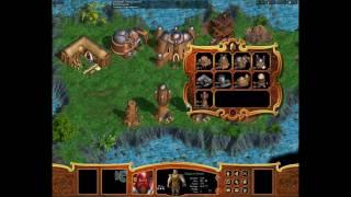 Warlords Battlecry II, Skirmish, Islands and Bridges