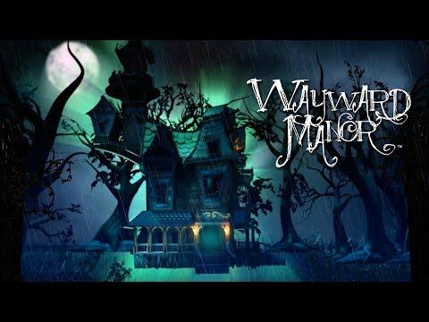 Author Neil Gaiman's game Wayward Manor gets a quick teaser trailer