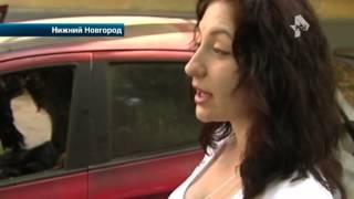 В Нижнем Новгороде экс участковой обстрелял машину и окна девушки, не ответившей ему взаимностью