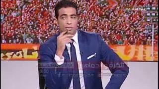 الفولى والعشرى ومحمد على وحديث خاص عن تعصب الاعلام الرياضى
