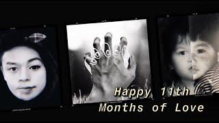 VLOG 9 I Happy 11 Months Baba Girl I Long Distance Relationship