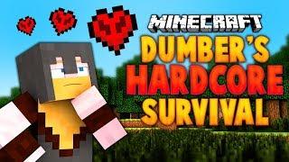 Dumber's Hardcore Survival Adventure (YAW Minecraft Live Stream) thumbnail