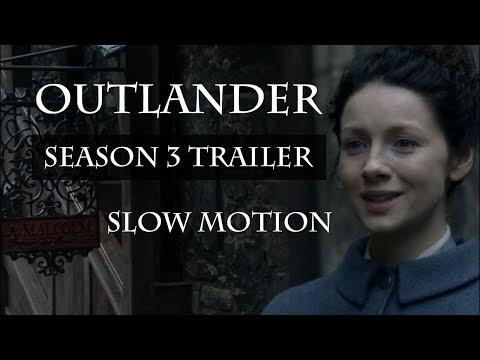 Outlander Season 3 Trailer [] Slow Motion Version