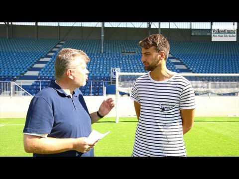 FCM: Christian Beck vor dem DFB-Pokalspiel gegen Augsburg