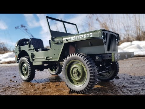 Jeep Willys ...
